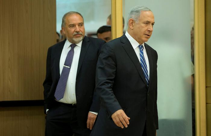 Surprise en Israël, retour aux urnes en septembre