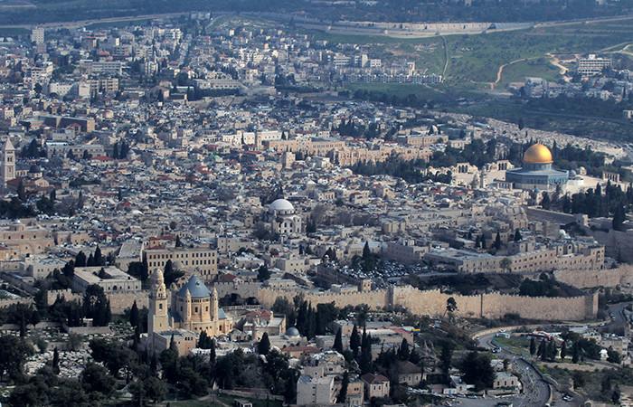 Téléphérique à Jérusalem : le dossier aux mains du gouvernement