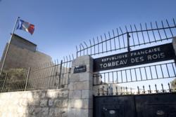 Jérusalem : la France rouvre au public le Tombeau des rois