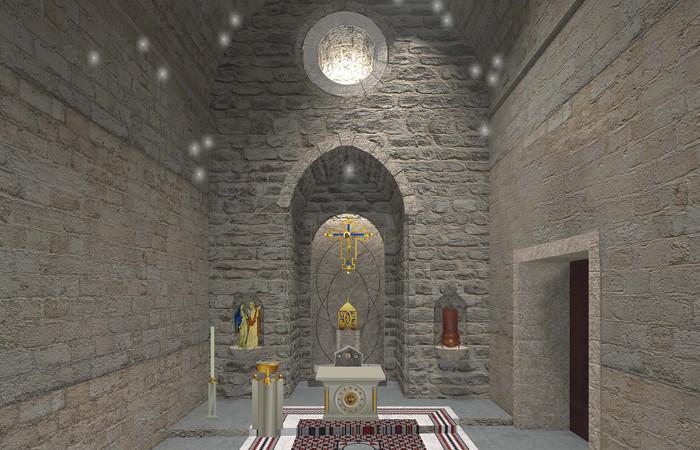 Une réhabilitation au service de la prière