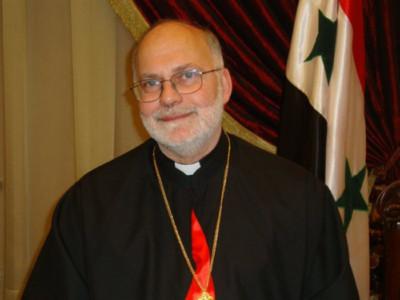 Mgr Battah est le nouvel archevêque syro-catholique de Damas