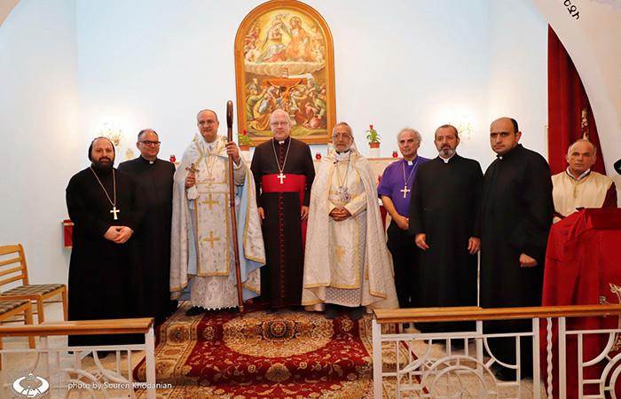 Un nouvel évêque arménien catholique pour la Terre Sainte