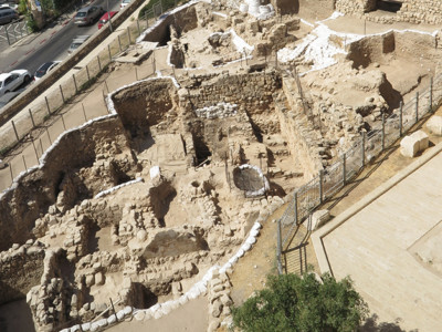 Jérusalem : l'archéologie clarifie un récit des croisades