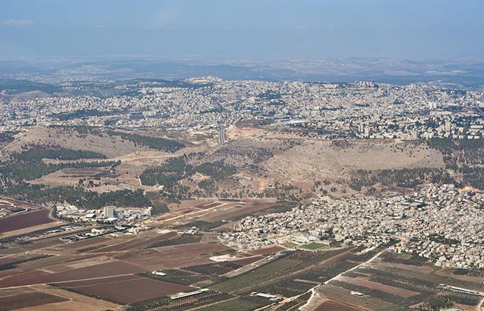 Il n'y aura bientôt plus qu'une seule Nazareth en Israël