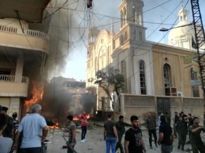 Ignace Ephrem II dénonce un attentat contre une église en Syrie