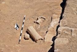 Jordanie: une guerre biblique citée sur un autel moabite