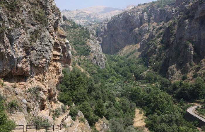 L'Unesco invitée à veiller sur la Vallée Sainte du Liban