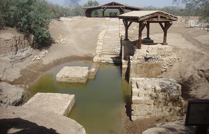 Du défi de développer le site du baptême pour les Jordaniens