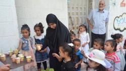 Une glace «exceptionnelle» pour Gaza