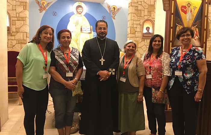 Egypte : première réunion du Comité des femmes chrétiennes