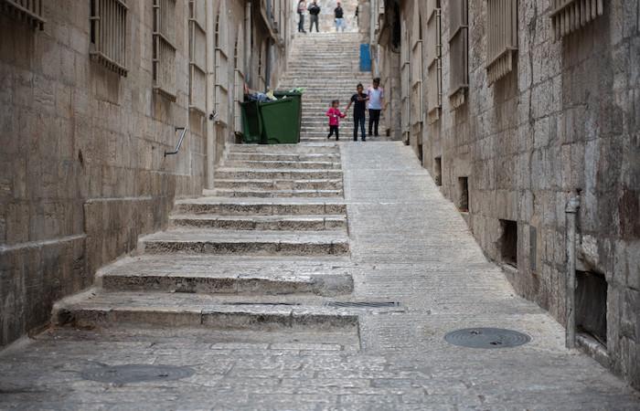 La vieille ville de Jérusalem de plus en plus accessible
