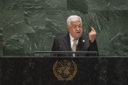 De prochaines élections pour les Palestiniens?