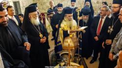 Du neuf pour deux églises orthodoxes en Terre Sainte