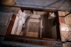 L'ichtys de la basilique de Bethléem