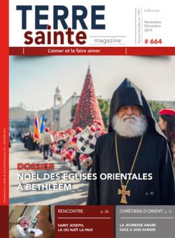Terre Sainte n. 6/2019 – Sommaire
