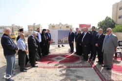 Bientôt une nouvelle église grecque-catholique à Amman