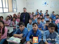 Syrie : nouvel administrateur patriarcal à Hassaké-Nissibi