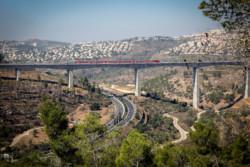 Top départ pour le train Tel Aviv-Jérusalem en 30 minutes
