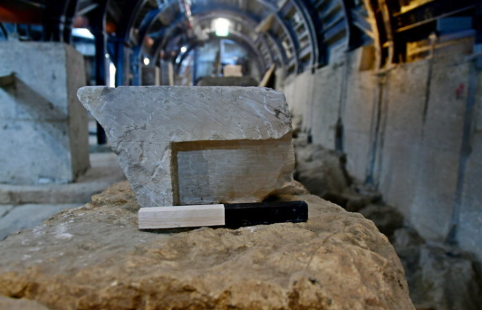 ©Ari Levi, Autorité des Antiquités Israéliennes