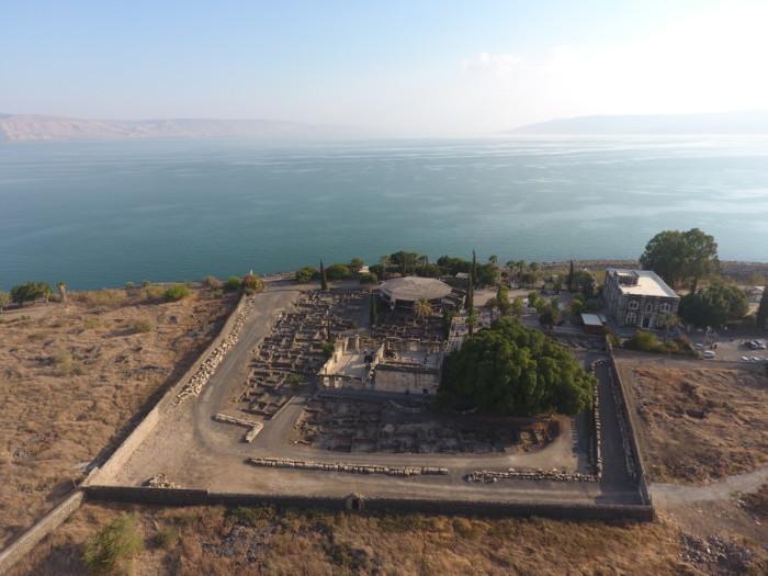 Capharnaüm, le village que Jésus aimait