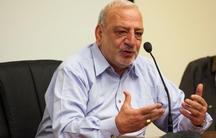 Jérusalem pleure le brillant intellectuel Albert Aghazarian