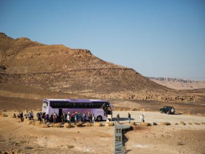 Record : 4,55 millions de touristes en Israël en 2019