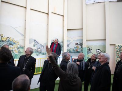 Coordination Terre Sainte, évêques en quête d'espoir