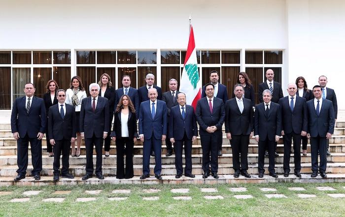 Au Liban, le gouvernement Diab demande la confiance