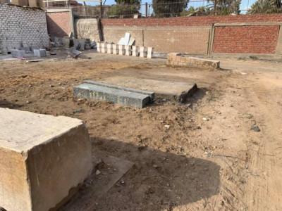 Les Etats-Unis au chevet du cimetière de Bassatine au Caire
