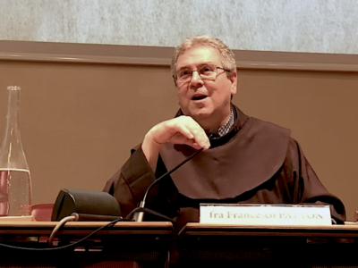 Père Patton : « J'apporterai la complexité de la Terre Sainte à Bari »