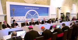 Rencontre, la «Méditerranée, frontière de paix»