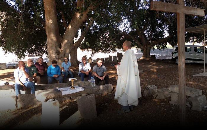 Magdala ouvre au public grâce aux volontaires de Vicence