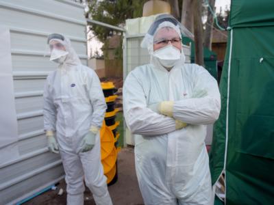 Les Arabes israéliens luttent contre le coronavirus en tant que médecins de premier ordre mais citoyens de second ordre