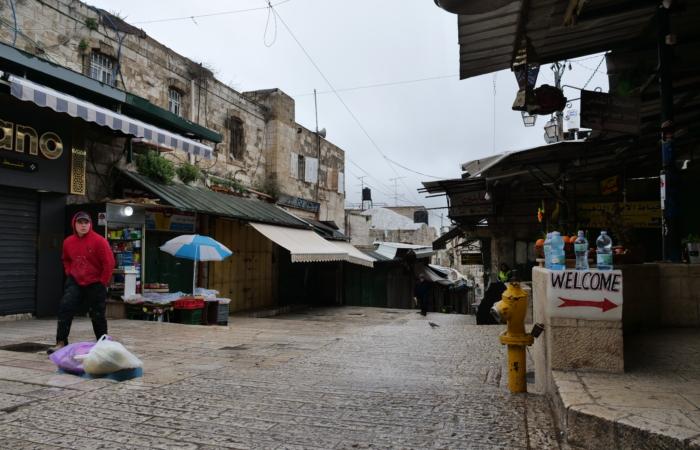 Place du marché, porte de Damas. ©Claire Riobé/TSM