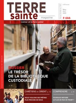 Terre Sainte n. 2/2020 – Sommaire