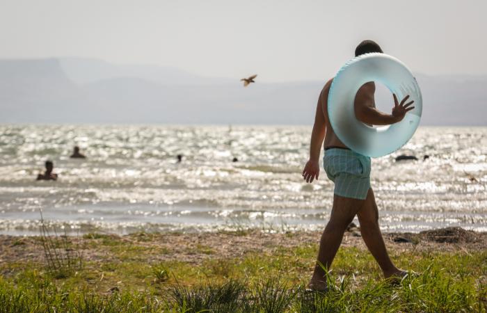 Le lac de Tibériade atteint son plus haut niveau en 16 ans