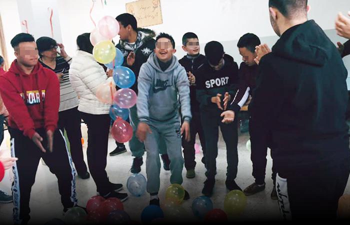 La situation des Palestiniens porteurs de handicap