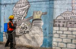 Des travailleurs palestiniens sans défense face au Covid-19