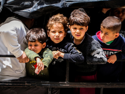 Vu dans la presse : Gaza face au Covid-19