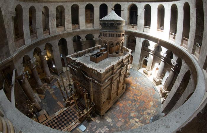 Covid-19: le Saint-Sépulcre va rouvrir ses portes