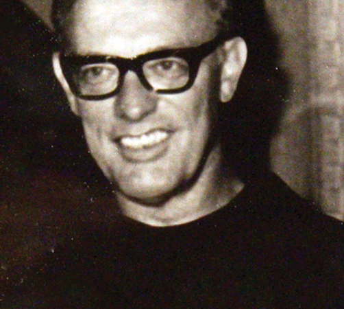 Frère John Xavier Geiser