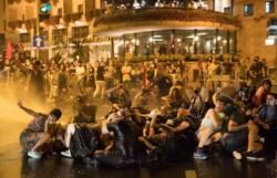 Israël : vives protestations contre le Premier ministre Netanyahu