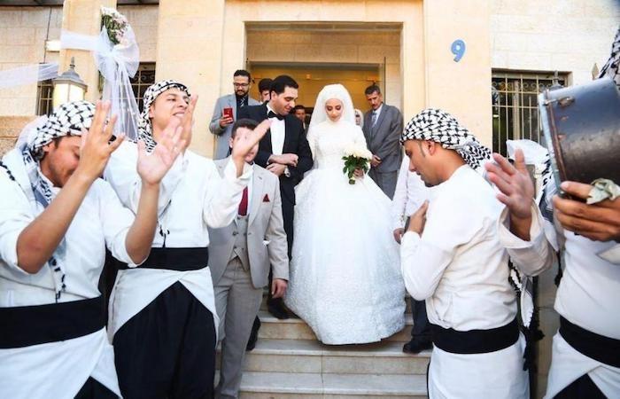 Jordanie, les mariages en déperdition