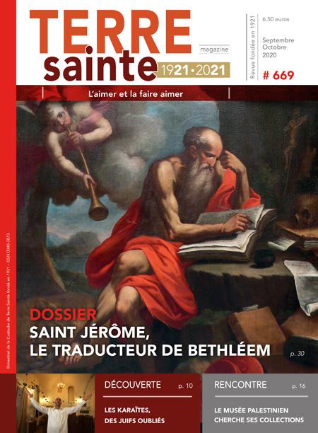 Terre Sainte n. 5/2020 – Sommaire