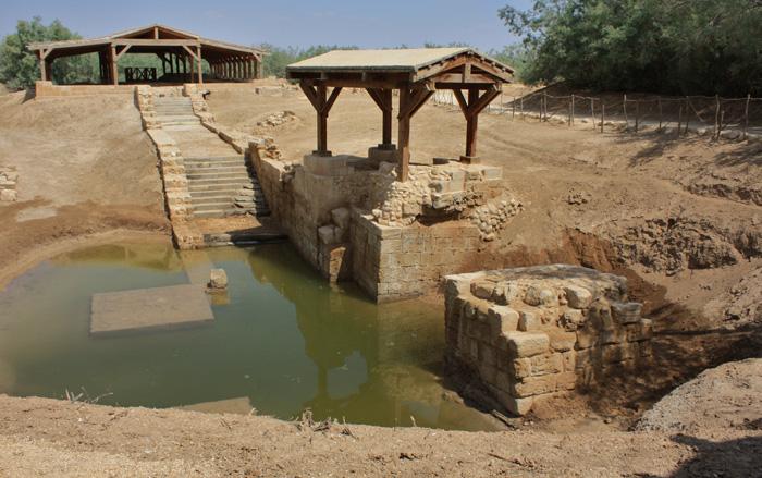 Jordanie : le site du baptême en mode «tourisme intégré»