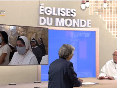 Eglises du monde sur KTO-tv donne la parole à la Terre Sainte