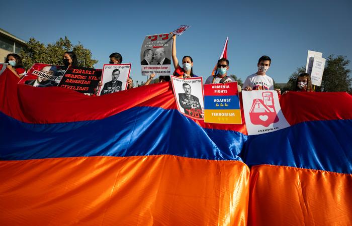 Comment le conflit au Haut-Karabakh s'importe en Israël