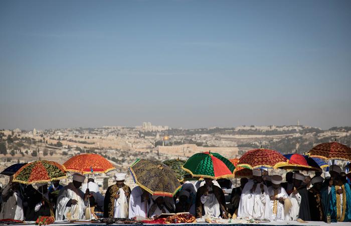 Sauver l'héritage juif éthiopien : l'Université au défi