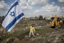 Israël accélère sur ses projets de colonies à Jérusalem-Est avant le départ de Trump