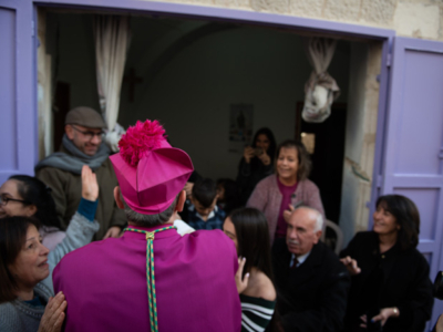 Quels axes pour le mandat du nouveau patriarche latin ?